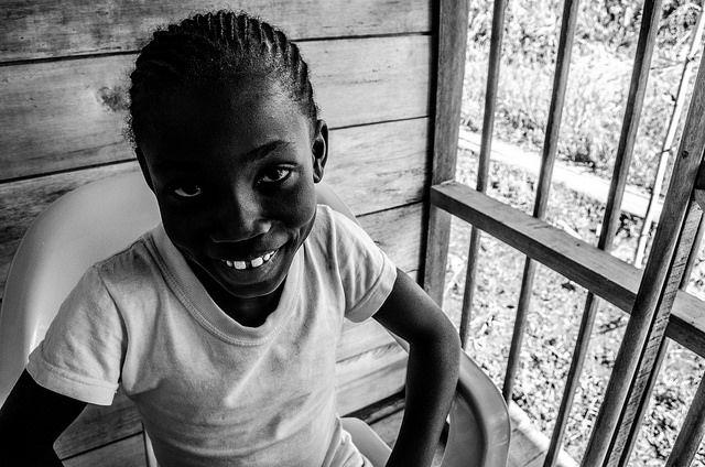 SIGAUDIOVISUAL Retrato, fotografía blanco y negro. Quibdó, Colombia / Portrait, black and white photography. Quibdó, Colombia