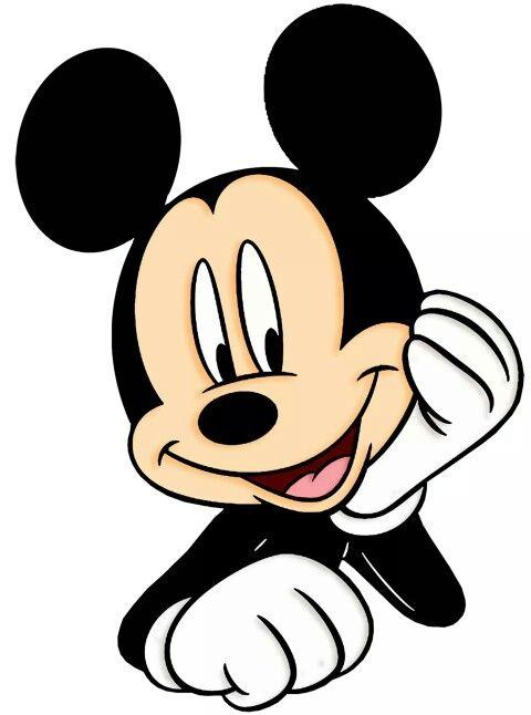 Oiii Mickey Mouse Desenho Mickey Mickey