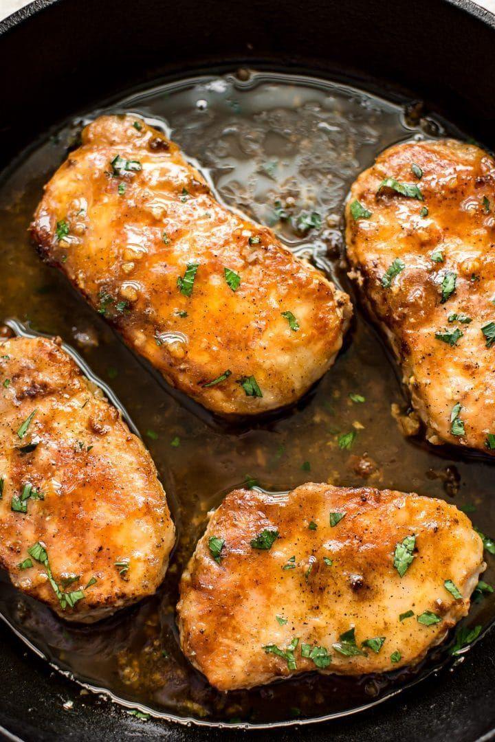 Honey Soy Pork Chops Recipe Main Dish Pork Chop