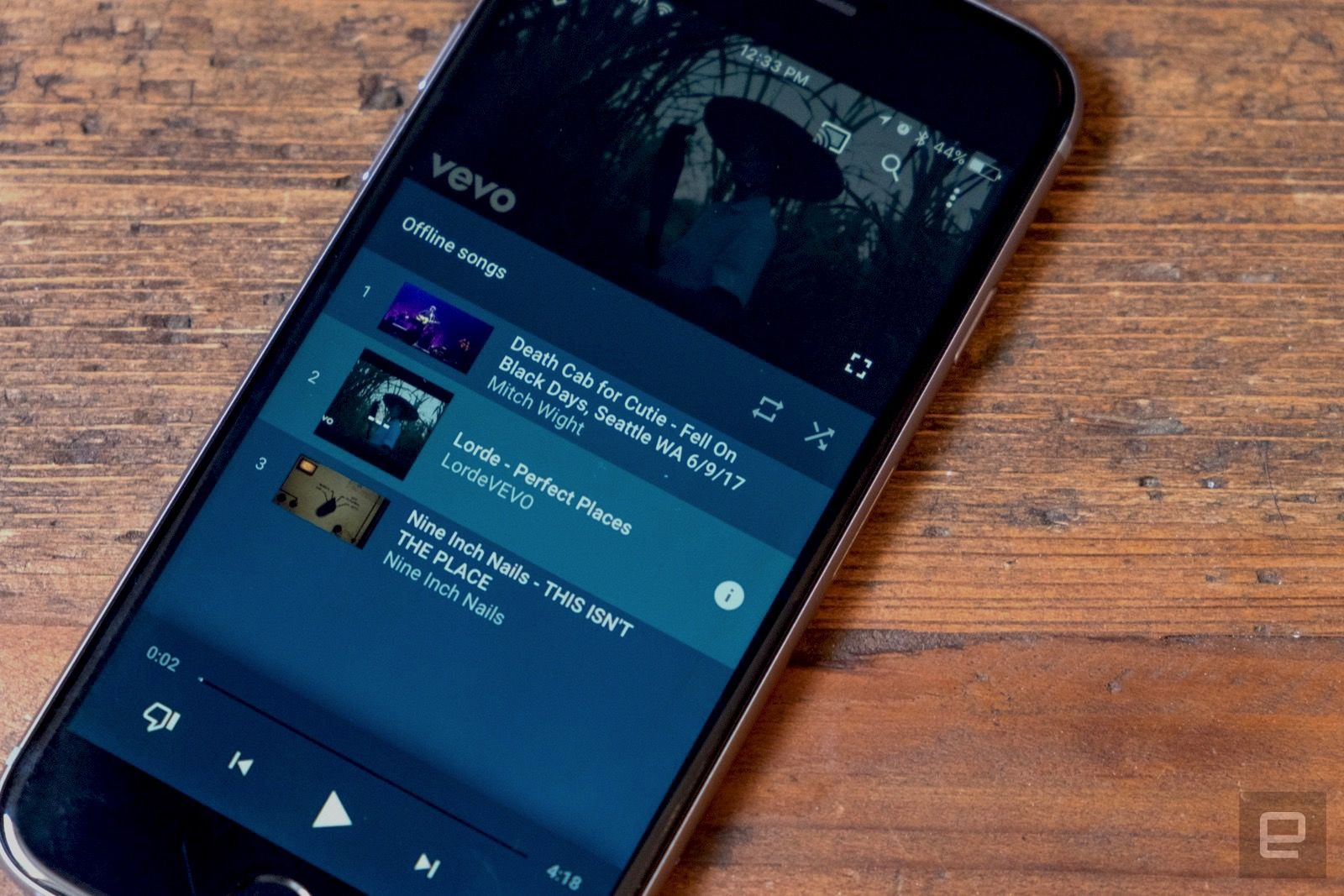 YouTube Music adds song and album downloads almost two