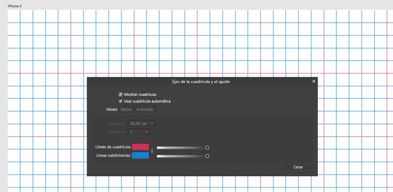 Modificación de los colores de la cuadrícula https://www ...