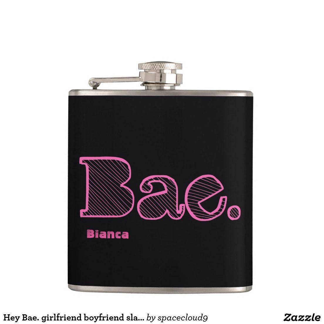 Bae Text slang