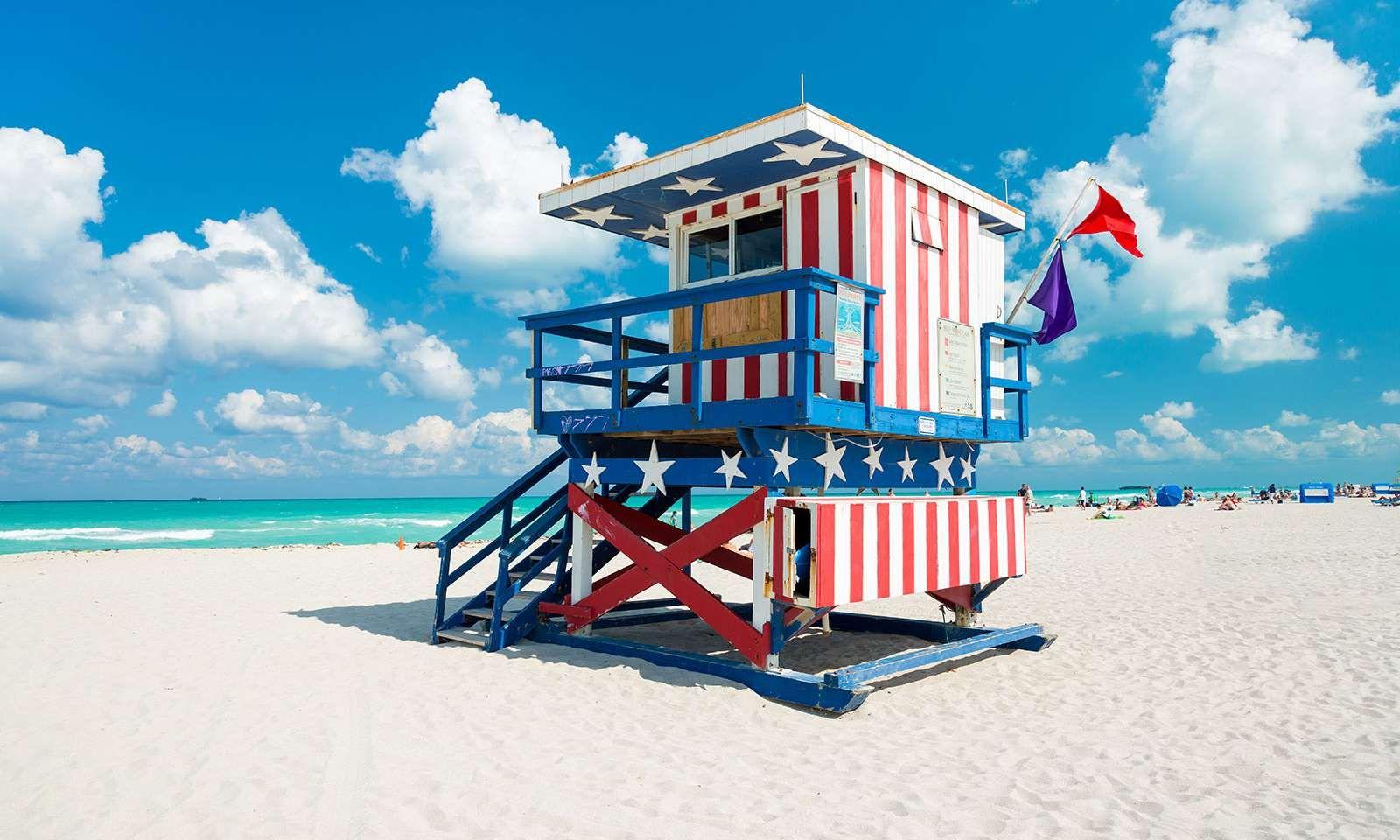 Las Mejores Playas De Miami Un Pedacito De Paraíso En Ee Uu Playa Del Sur Miami Playa