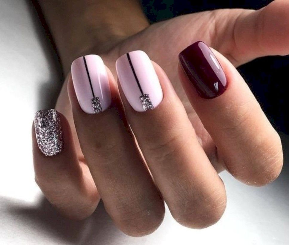 35 Exquisite Ideas Of Wedding Nails For Elegant Brides