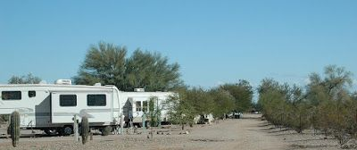 Passport America Site Seers: Wild West Ranch & RV Resort, Maricopa, AZ - New Pa...