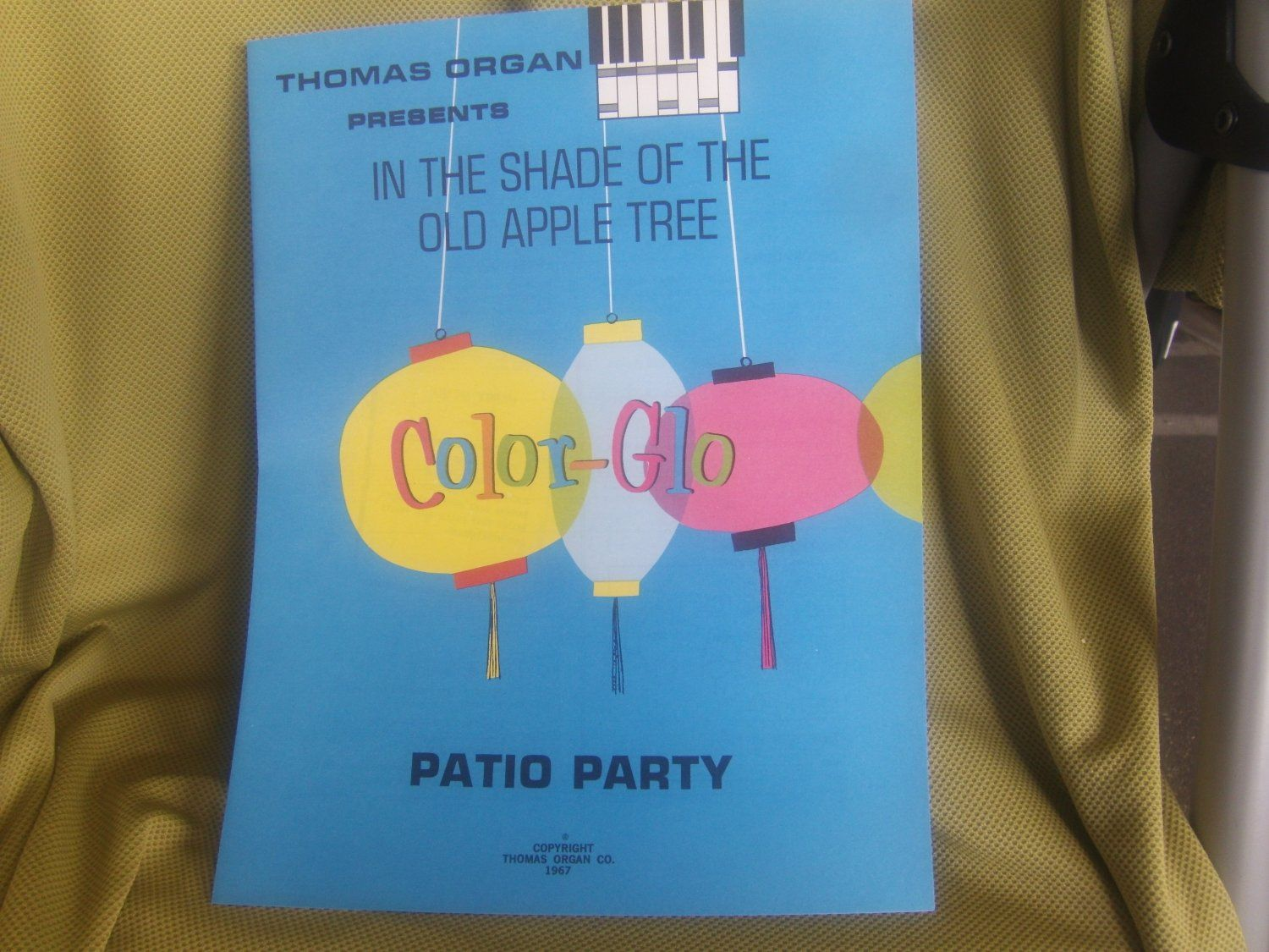 IN+THE+SHADE+OF+THE+OLD+APPLE+TREE+COLOR-GLO+PATIO+PARTY++sheet+music