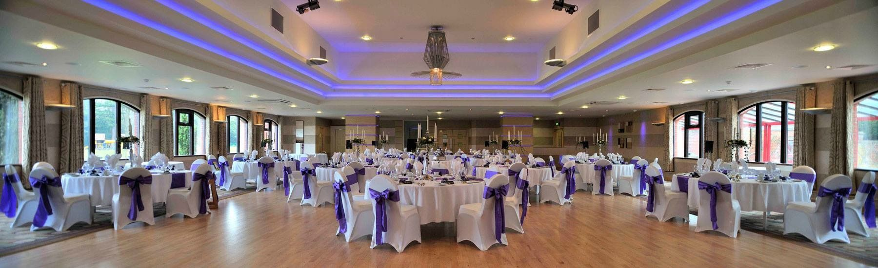 Wedding Venue At The Warren Police Place Coney Hall West Wickham Kent England