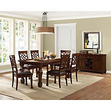 Sam S Club Kayden Counter Height Table And Chairs 9 Piece