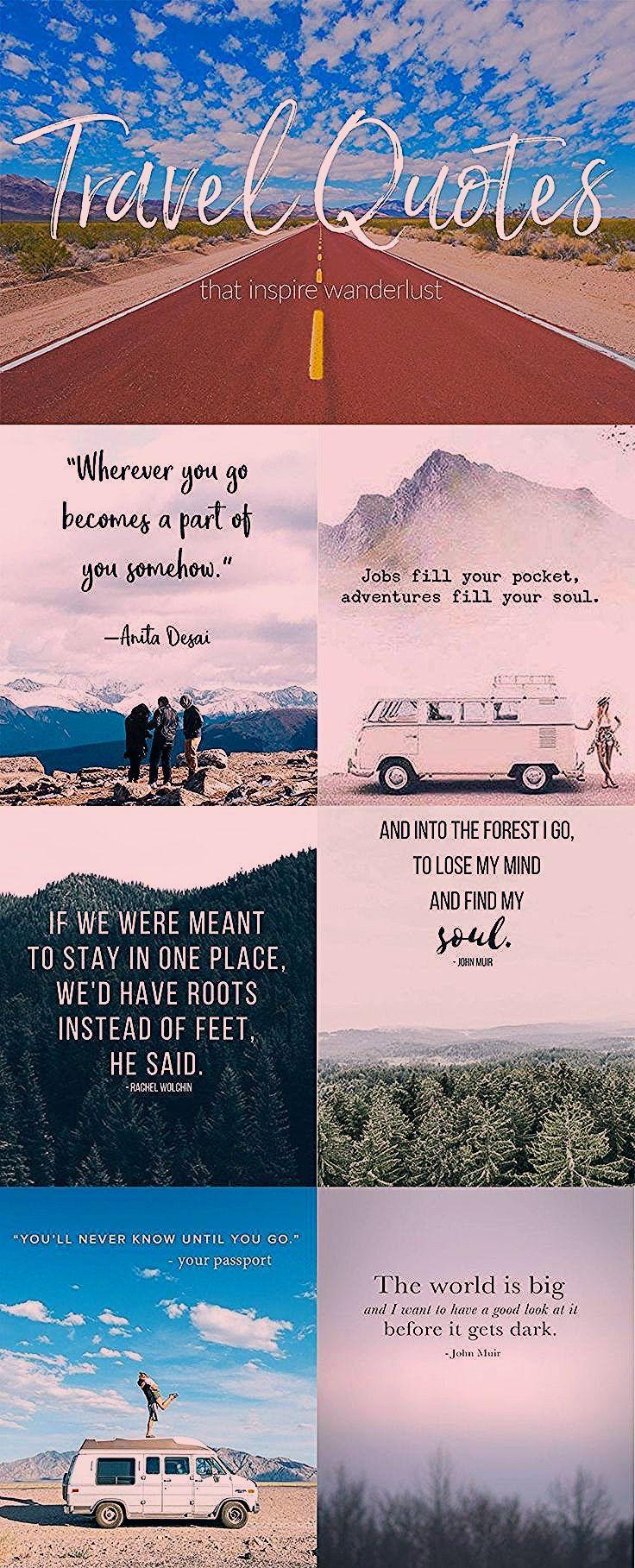 Photo of My Favorite Wanderlust Quotes | Wanderlust Crew