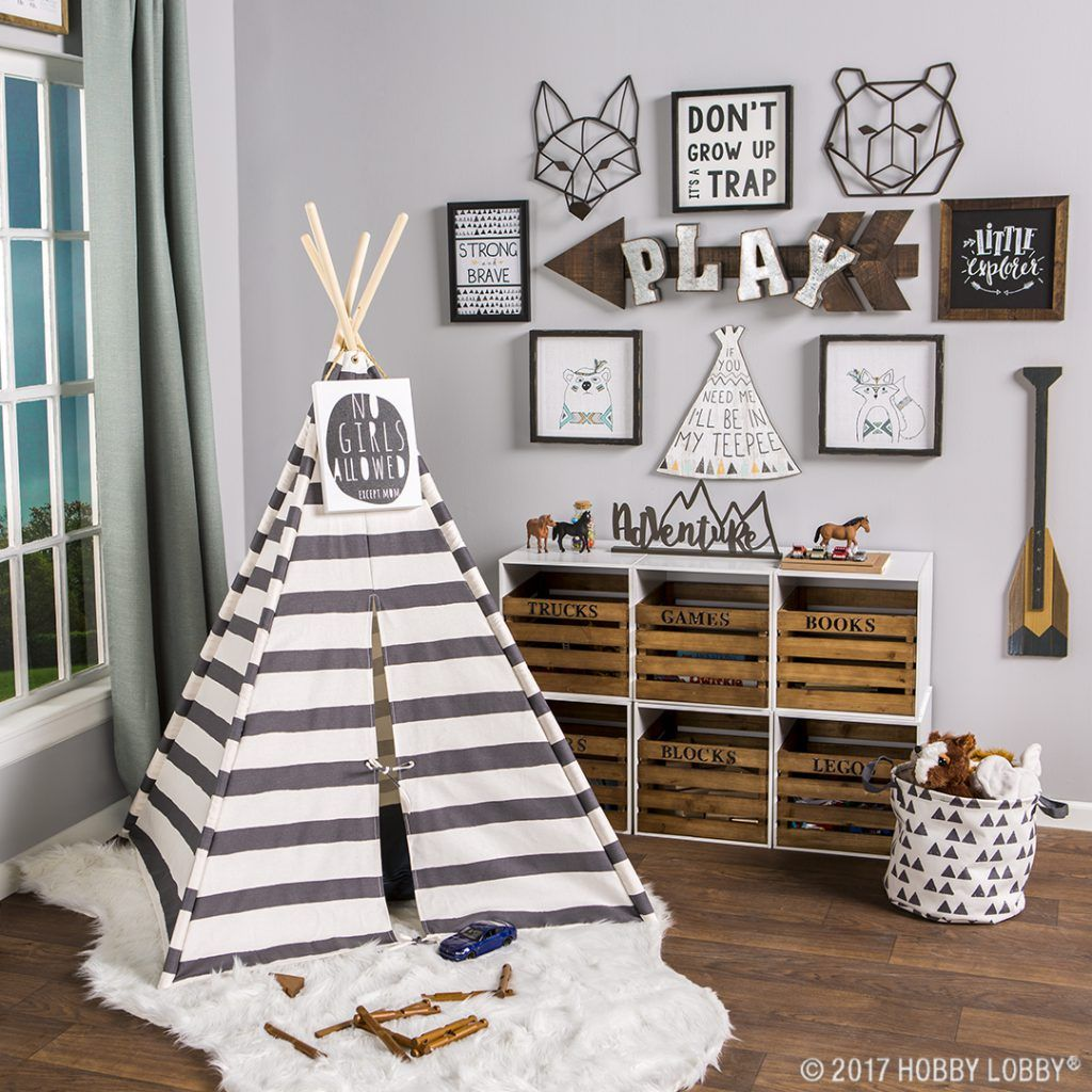 8 Room Decor Ideas For Kids | Home Decor | Playroom decor ...