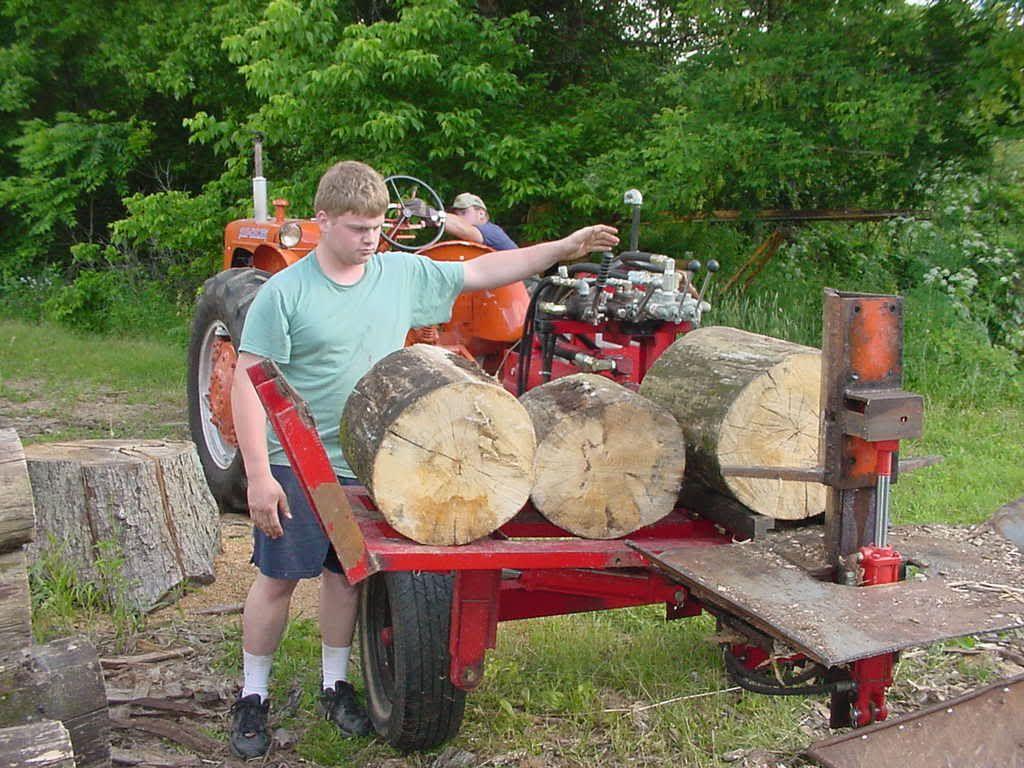 Build This Log Splitter, Wood Splitter Log splitter