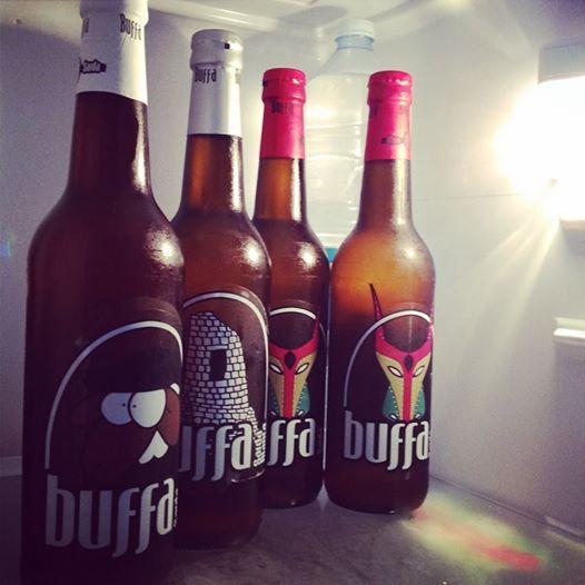 Rinfreschiamoci con una buona Birra Buffa!!!!  Grazie della foto Giovanni!!!!! :)