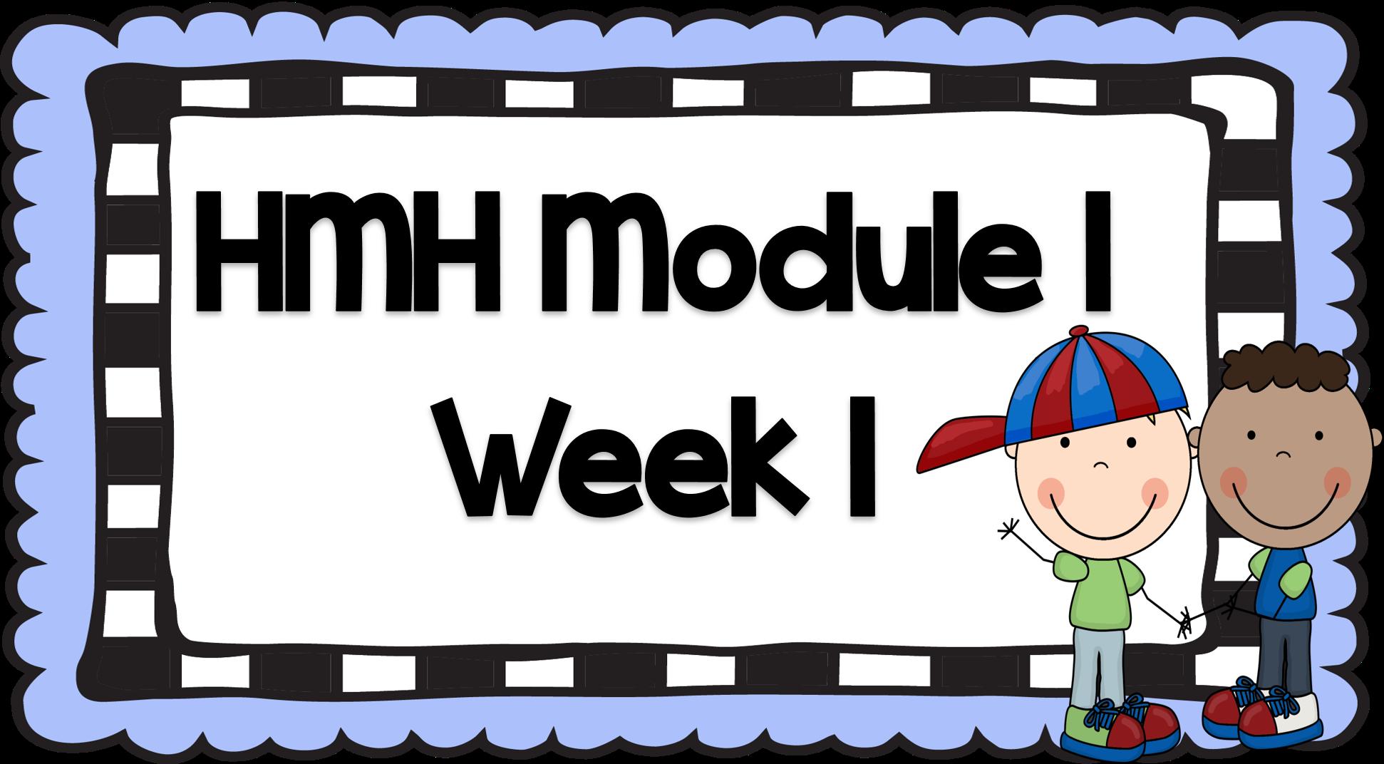 Into Reading Hmh Interactive Smartboard Lesson Mod 1 Wk