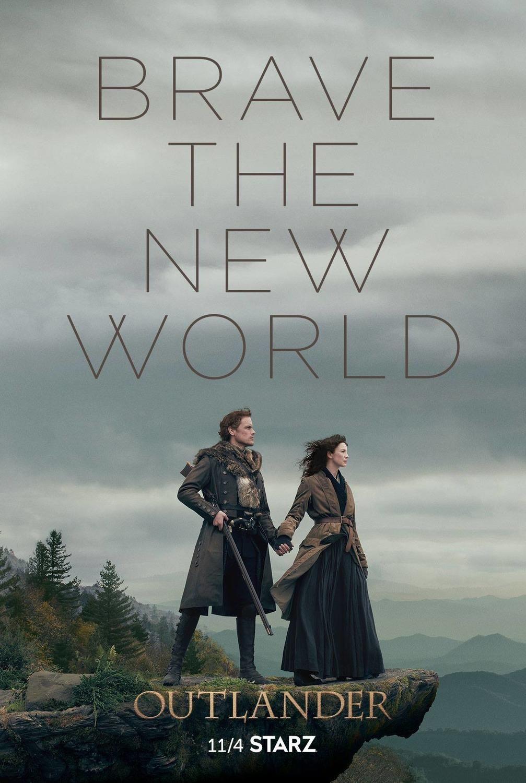 Das Poster zu Staffel 4 der Abenteuer-Fantasy-Serie