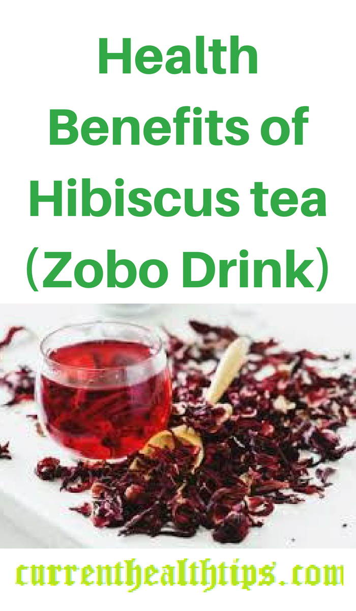 Health Benefits And Side Efffects Of Hibiscus Tea Zobo Drink