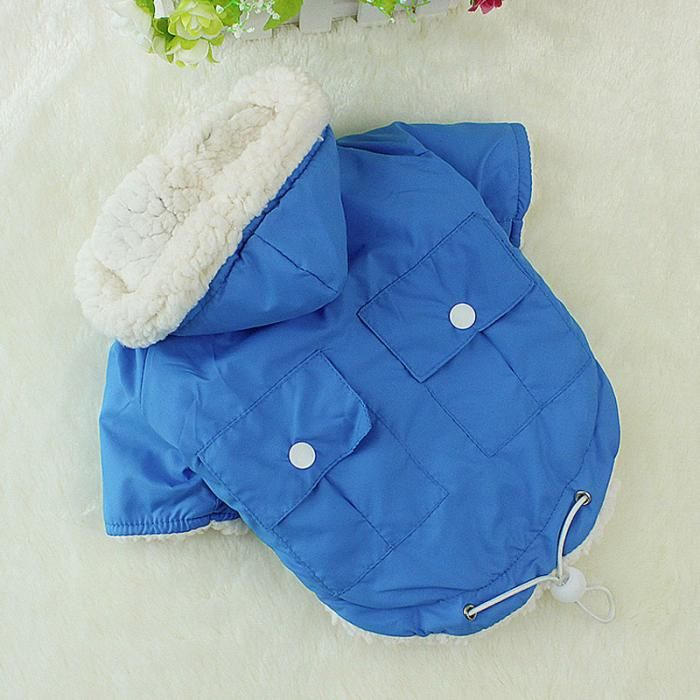 Bulldog Chihuahua Pet Clothes Winter Warm Coat Clothes for Small Dogs Pet is part of Country Clothes Winter - 13 8   Package Includes 1 x Pet Clothes Coat
