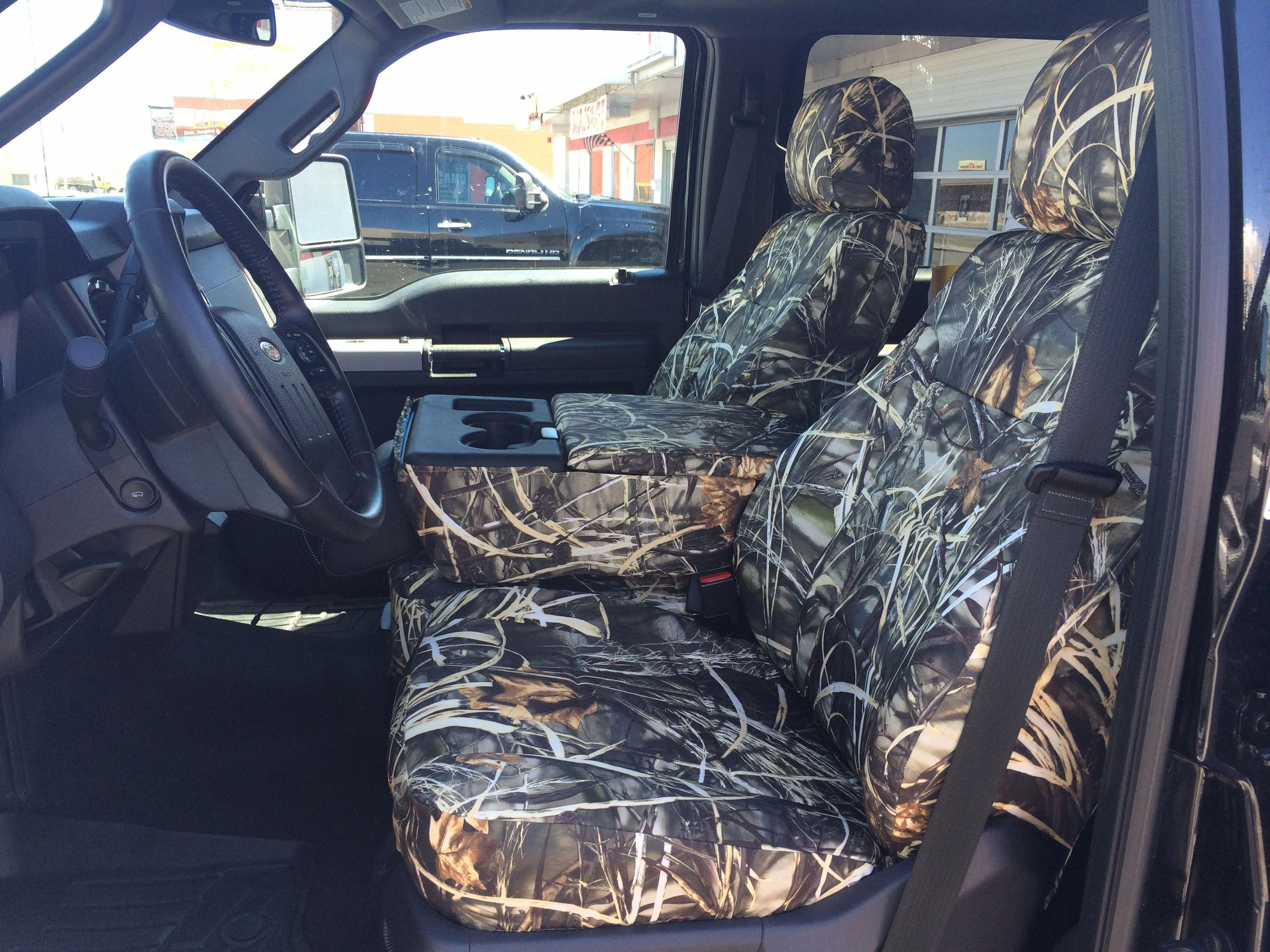 Sitzbezüge Auto Camouflage Swivel Rocker Recliner Chair Round Seat Jeep Seat Covers