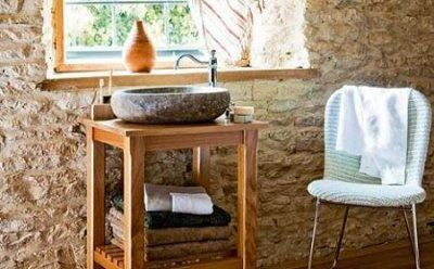 great stone sink