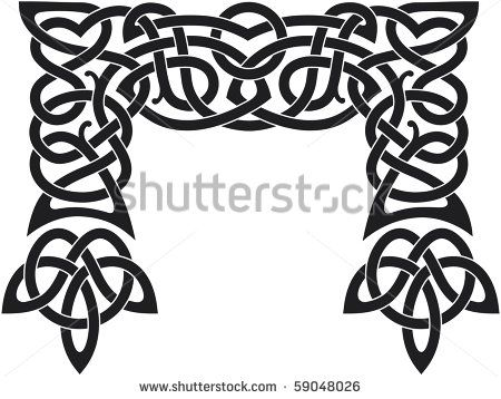Ancient Swedish Tattoos Maori Tattoo Patterns Vector Free Scandinavian Pattern