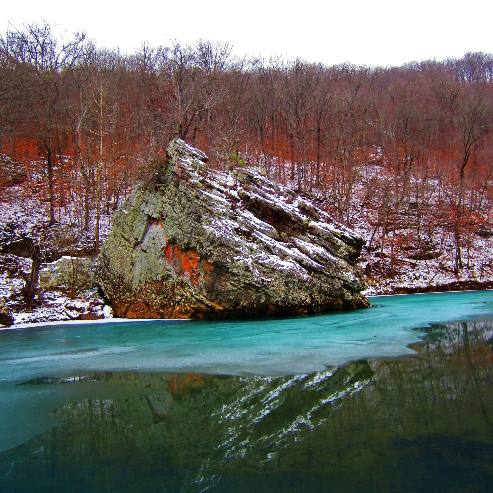Big Piney River, Ozark National Forest, Newton County