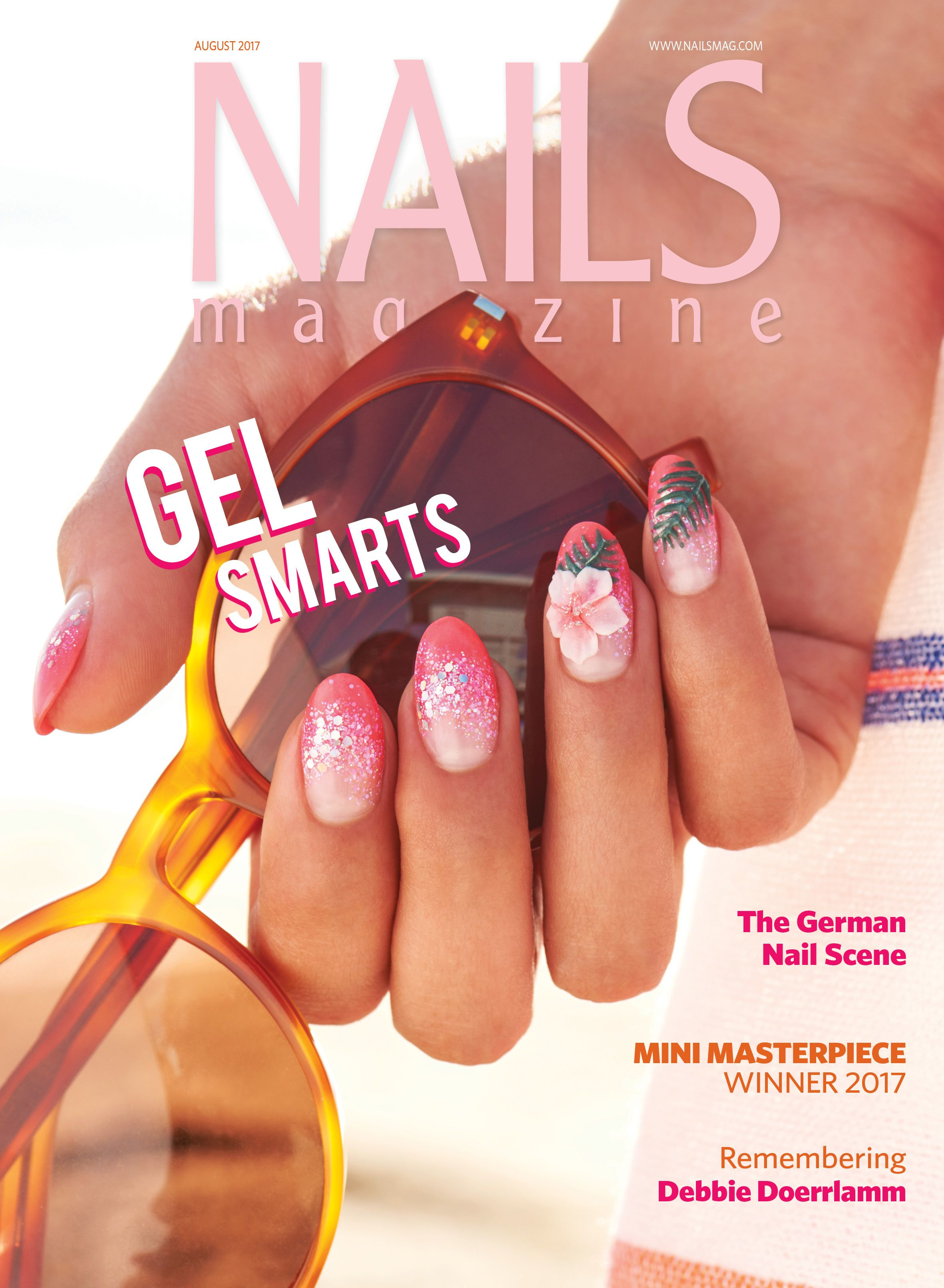 Nails Magazine August 2017 Issue