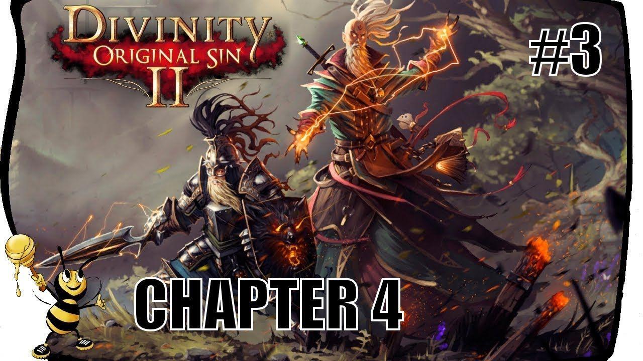 Divinity Original Sin 2 Gameplay Walkthrough Chapter 4 Rpg Videogames Divinity Original Sin Divinity Original Original Sin