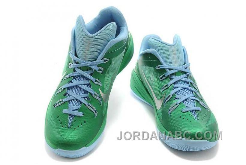 free shipping 63333 cd57a Nike Hyperdunk 2014 Xdr Low Mens Green Blue, Price   87.00 - Air Jordan  Shoes, New Jordans