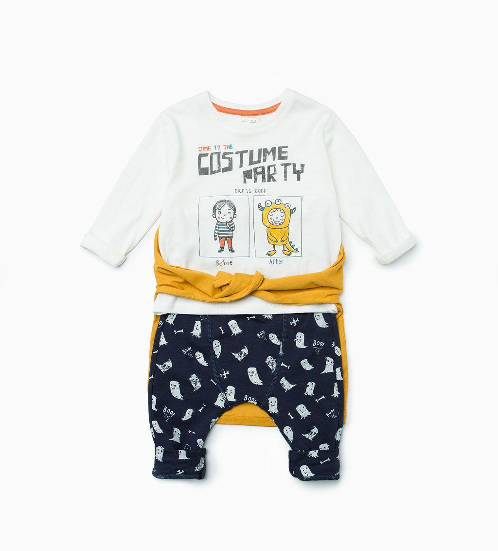 halloween baby jungen 3 monate bis 3 jahre kinder zara deutschland kids fashion. Black Bedroom Furniture Sets. Home Design Ideas