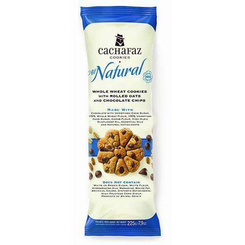 Cachafaz Oats & Chocolate Chip Cookies 7.9oz