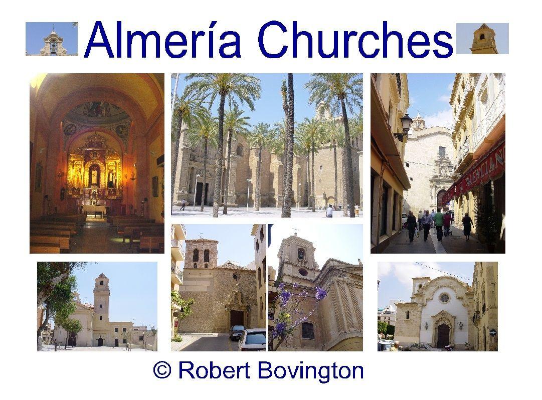 religious buildings in Almería © Robert Bovington  http://bobbovington.blogspot.com.es/2011/10/almeria-churches-walk.html