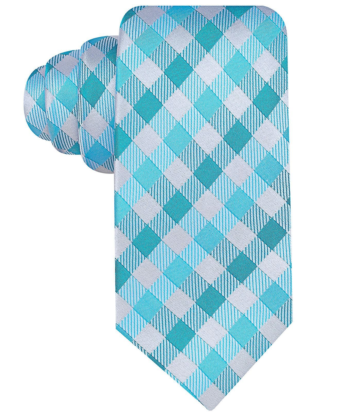 Alfani Spectrum Tie, Gingham - Ties - Men - Macy's | Hmmm ...