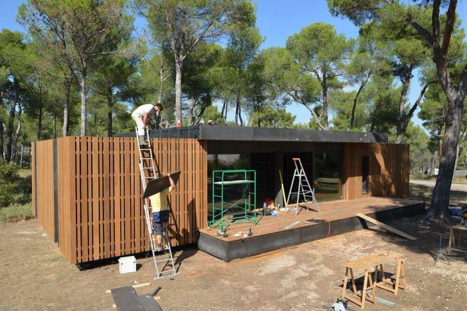 Pop-Up House: la casa passiva pronta in 4 giorni