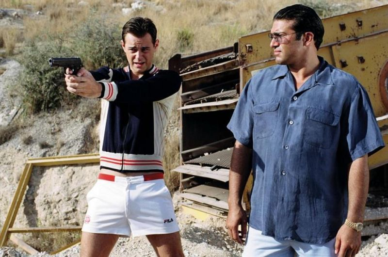 Greased Quiffs And Switchblades Growing Up Teddy Boy In: Danny Dyer & Tamar Hassan, The Business