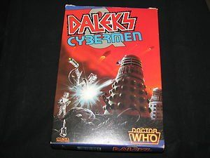 Doctor Who Daleks & Cybermen (20 each) 25-28mm « Game Searches
