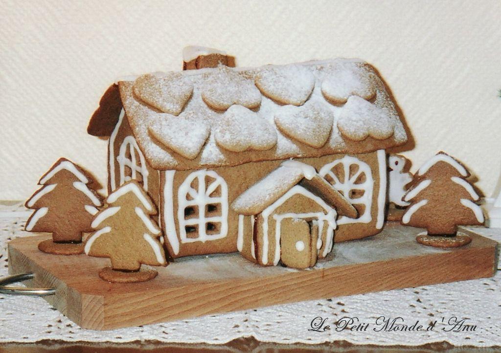 maison pain d'épices