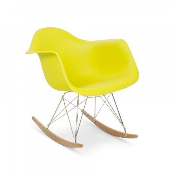 Ok Charles Eames Flair Chaise A Bascule Rar Rocking Chair Creation