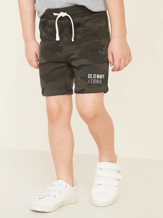 LogoGraphic Jogger Shorts for Toddler Boys in 2020