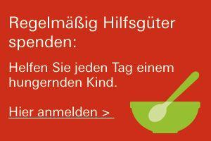Unsere Hilfsgüter Patenschaft - Regelmäßig Hilfsgüter spenden! www.unicef.at/shopforlife