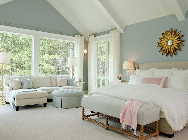 Designer Spotlight Bria Hammel Interiors Blue Bedroom Decor