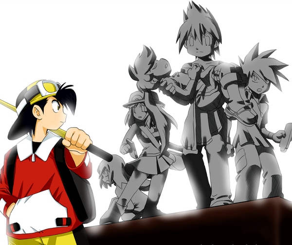 Silver Pokemon Adventures