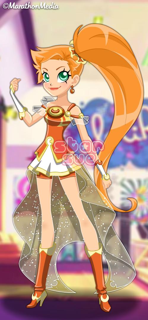 Lolirock Princess Of Volta Auriana Fashion Style Dress Up Game