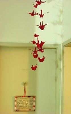Tsurus vermelhos,