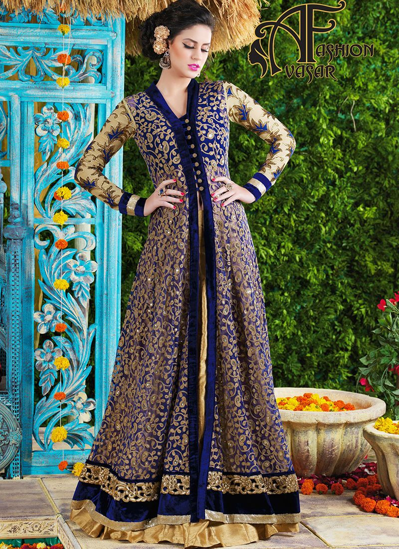 latest party wear dresses in india.Look sensationally awesome with ...