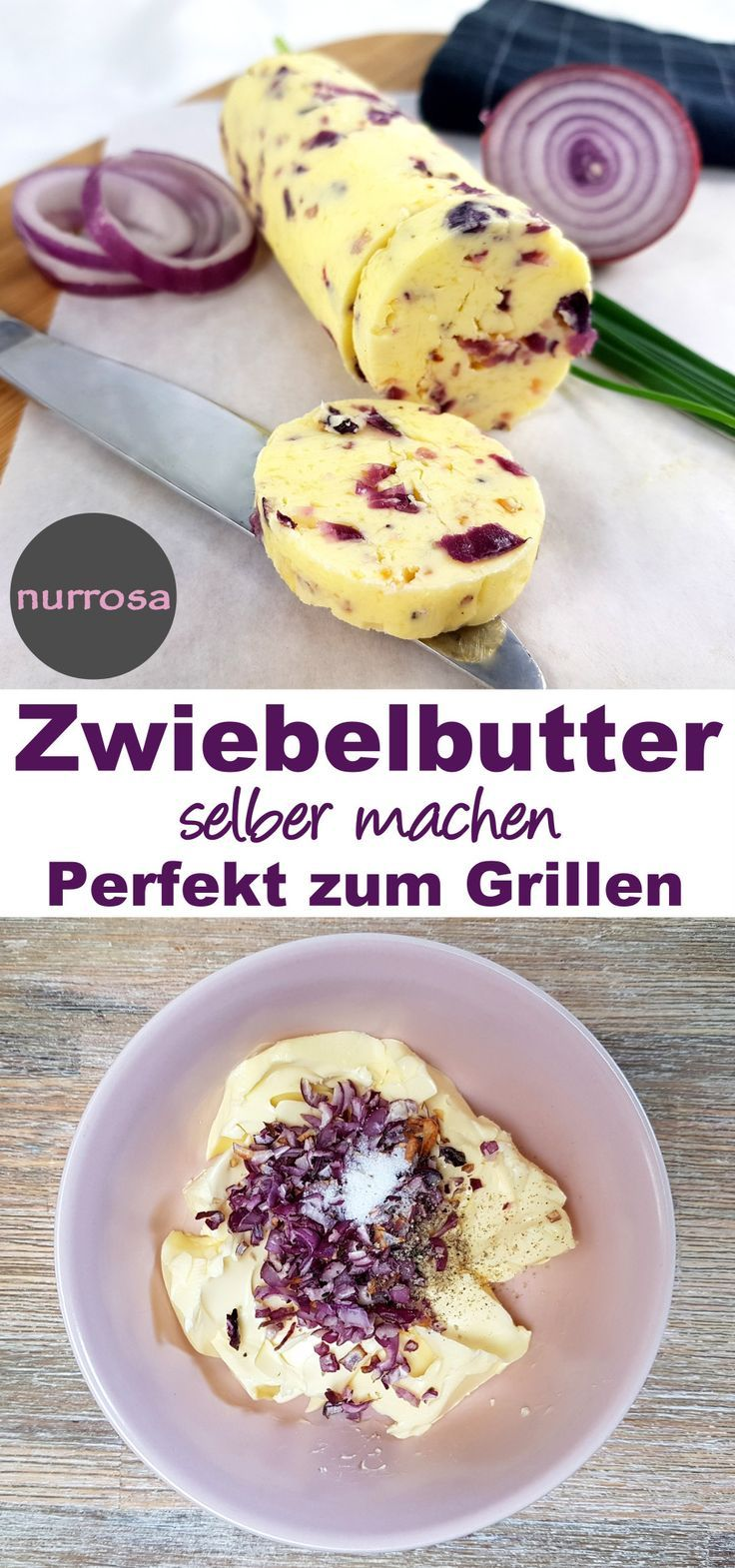 Photo of Make onion butter yourself – only pink