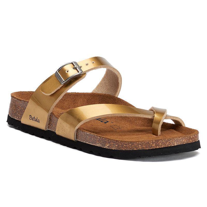 da269529103bd Betula by Birkenstock Mia Women s Footbed Sandals