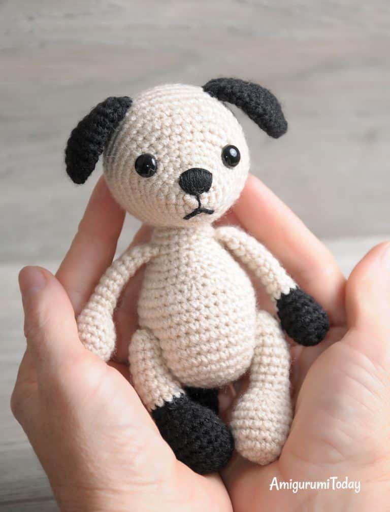 Tommy the Dog - FREE crochet pattern | crochet & knit | Pinterest ...