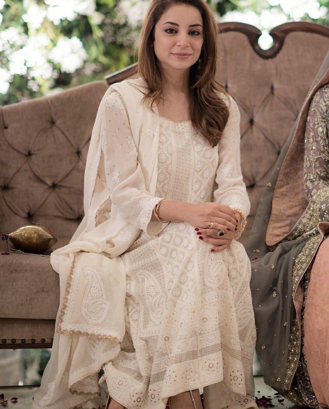 Elegant pakistani dresses in pinterest fashion pakistani