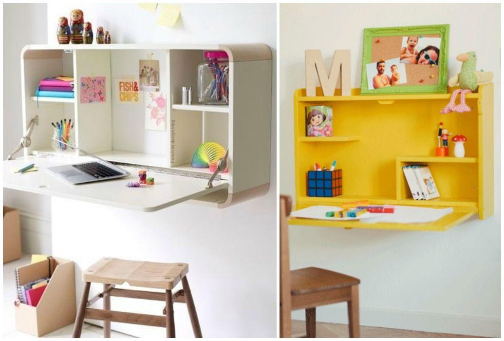 05 escritorio para ninos oculto decoraci n pinterest ideas - Escritorio ninos ...