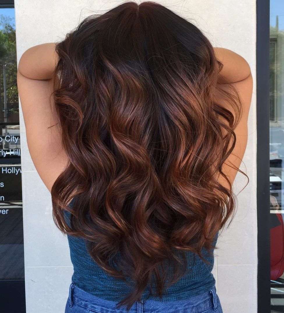 auburn hair colors to emphasize your individuality hair colors