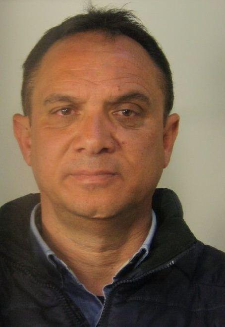 Salvatore Gioeli (September 1, 1966) Capo de la famille de Porta Nuova 2005-06reggente famiglia Palermo Centro 2012-14 arrested APRIL 17, 2014